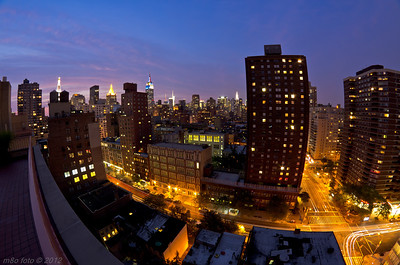 Gramercy House Rooftop